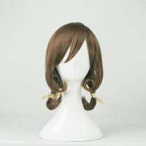 Rulercosplay Short Braided Brown Lolita Wigs Wholesaler Resaler
