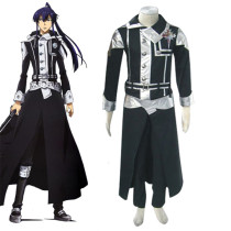 Rulercosplay D.Gray-Man Yuu Uniform Black Cosplay Costume Wholesaler Resaler