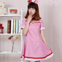 Rulercosplay Hatsune Miku Pattern Pink Cotton Nurse Uniform Cosplay Costume Wholesaler Resaler