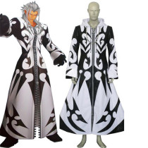 Rulercosplay Uniform Cloth Kingdom Hearts Xemnas Cosplay Costume Wholesaler Resaler