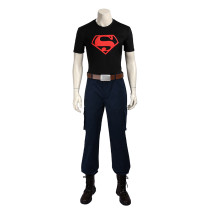 Rulercosplay Young Justice Superboy Anime Cosplay Costumes