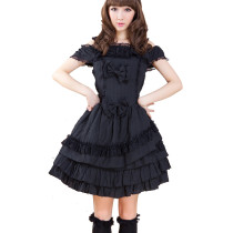 Knee-length Dress Idyllic Sweet Princess Lolita Dress