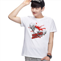 Tokyo Ghoul Cotton Fashion Animation T-shirt Adult 2 Colors
