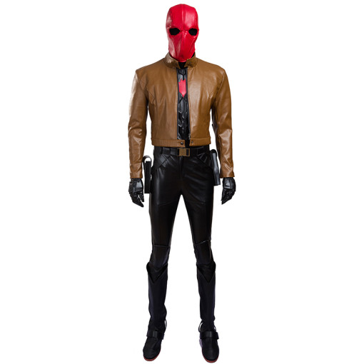 Rulercosplay Batman Red Head Cover Jason Todd Anime Cosplay Costumes