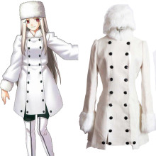 Rulercosplay Fate Zero Master Irisviel Von Einzbern White Cosplay Costume Wholesaler Resaler