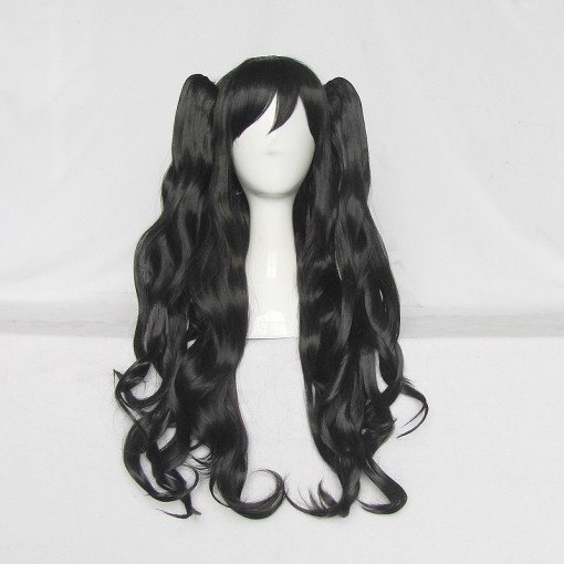 Rulercosplay Long Curly Black Ponytails Lolita Wigs Wholesaler Resaler