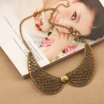 Collar Shap Hollow Out Hot Sells Necklace Wholesaler