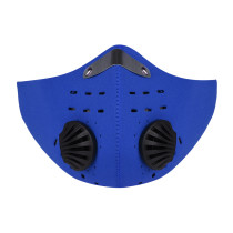 CkeyiN Mouth Mask Anti-Dust PM2.5 Four Layers Filters Mouth Mask for Outdoor Activities Cycling Running