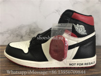 Air Jordan 1 Retro High OG NRG Not For Resale In Red