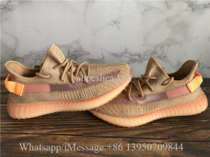 Perfect Version Adidas Yeezy 350 V2 Clay EG7490