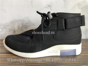 Nike Air Fear Of God Raid In Black