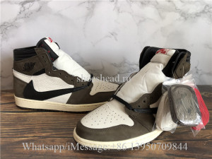 Super Quality Travis Scott x Air Jordan 1 High OG