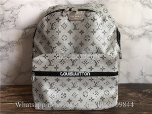 Louis Vuitton Monogram Silver Reflect Apollo Backpack