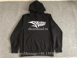 Givenchy Paris Luminescent Hoodie