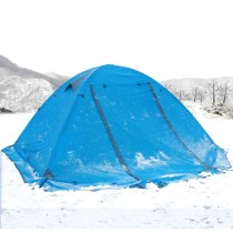 Tentsme Winter Camping Backpacking Snow Tent 4 Season 2 Person 83x60x45 inch