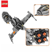 LEPIN 05045 Star Wars Series 1487PCS The B Starfighter wing Educational Building Blocks Bricks Toys