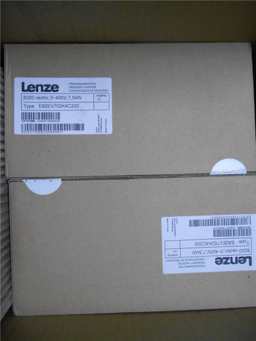E82EV751K4C200 Lenze original New sealed