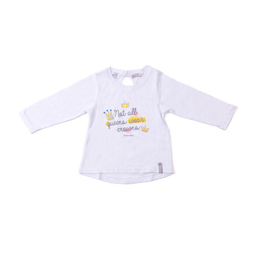 Kids Clothes Long Sleeve Printed T-Shirt For Girls