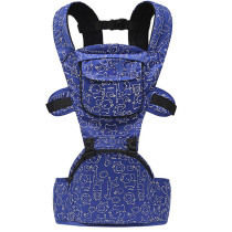 Baby Carrier Hip Seat Cotton Baby Sling Wrap