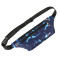 Camouflage Waterproof Waist Bag Running Belt Fanny Pack