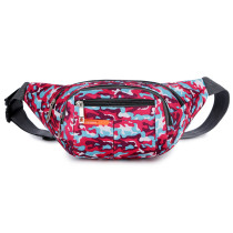 Travel Waist Bag Sports Nylon Fanny Pack For Women