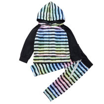 Cheap Baby Clothes Stripe Infant Clothing Sets