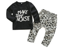 New Style Baby Boy Clothes Long Sleeve Infant Clothing Sets