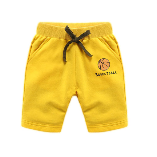Summer Boutique Kids Clothing Cotton Boys Sports Shorts