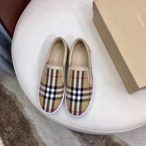 Burberry new fashion woman casual shoes