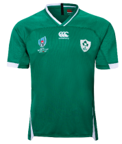 Ireland 2019 World Cup Home Rugby Jersey