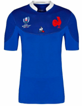 France 2019 World Cup Home Rugby Jersey