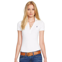 Women's Classical High Quality Polo Shirt 9C82 002