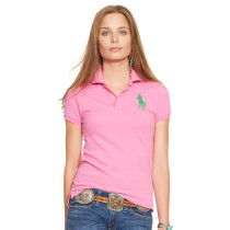 Women's Classical High Quality Polo Shirt 88A6 008