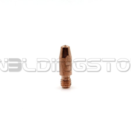 140.0442 Contact Tip 1.2mm M8 x 30mm for Binzel MIG Welding 36KD Gun (WeldingStop Replacement Consumables)