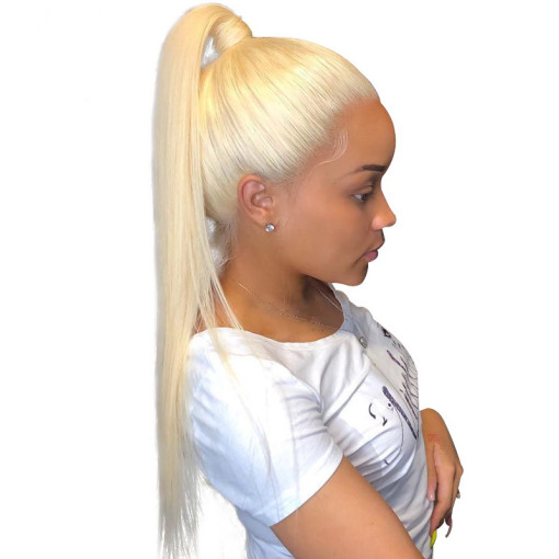 13*4 Lace Front Wig 613 Color Straight / Body Wave Human Hair