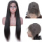 13*4 Lace Front Wig Straight Natural Color Human Hair For Black Women