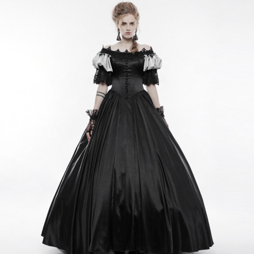 Victorian Vintage Palace women's Long Dress