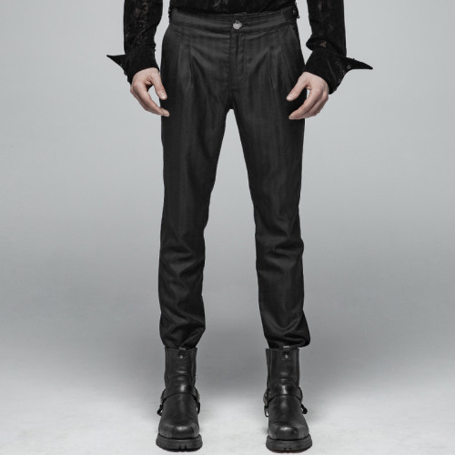 Daily Wear Gothic Men's Trousers