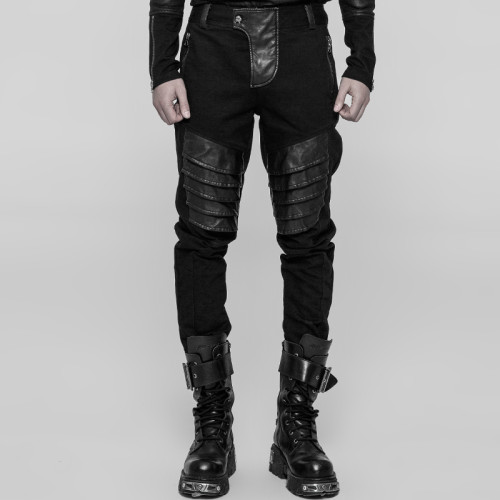 Punk Armor Men's Trousers
