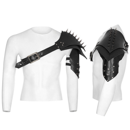 Punk Cone Nail Men's Armor