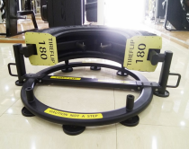 commercial gym equipment/ fitness equipment 180 Degree type rollling machine