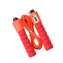 digital skipping rope soft sponge handle custom speed skipping rope jump rope for Children Students