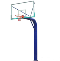 hot sale reinforced tubular basketball stand