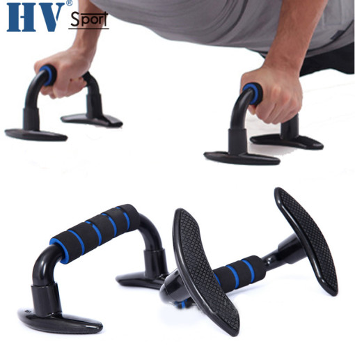 Muscle Building exercise Pushup Bars Foam Grip Push Up Stand