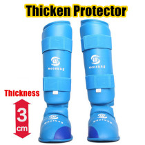 wkf equipment shin guard mitts karate gloves for competetion training