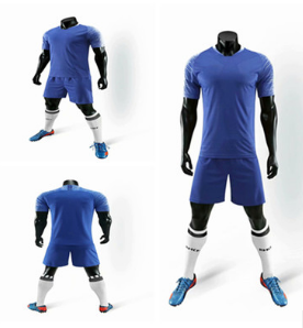 Hot selling men's football uniforms