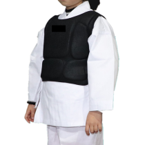 Karate Breast Protector Comfortable and Convenient Manufacturer Direct Selling Goods, Low Cost and Customizable Logo