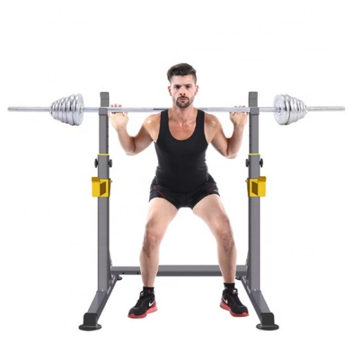 Gym Equipment fitness squat rack in power squat rack