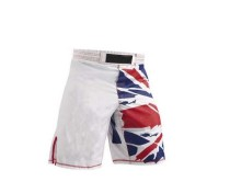 100% polyester fighting custom sublimation mma shorts
