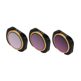 3Pcs Gimbal Camera Lens ND-PL Filter(ND4-PL ND8-PL ND16-PL)for DJI OSMO Pocket